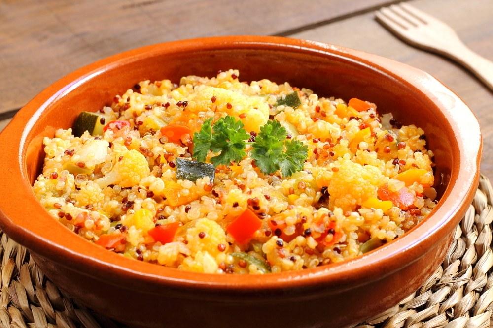 is quinoa gluten free